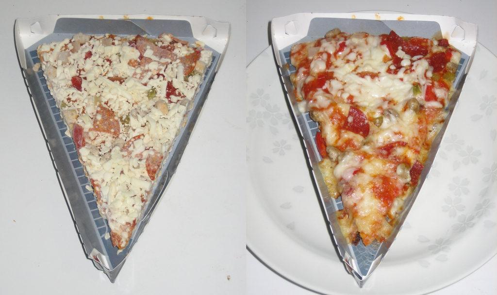 Tiefkühlpizza, Cola und Tütensuppe: nie so gut, wie frisch Gekochtes!