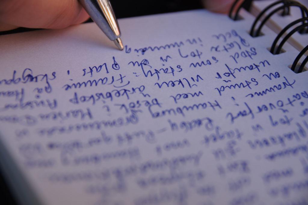 Die vier Phasen beim Schreiben einer Haus-/Seminararbeit