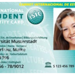 ISIC Internationaler Studentenausweis